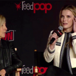 'The Grudge' Panel New York Comic Con: Betty Gilpin