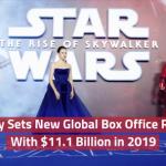 Disney Had A Record Breaking 2019