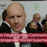 Kevin Feige's Transgender Hero Update