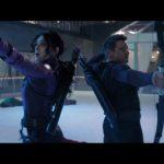 Jeremy Renner And Hailee Steinfeld In 'Hawkeye' New Trailer